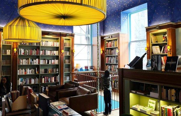 ۵ کتابفروشی مشهور نیویورک