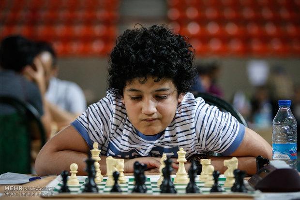 الدورة لخامسة عشرة للمسابقات الدولية للشطرنج