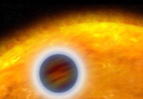 سیارهای با اتمسفری مملو از هلیوم کشف شد