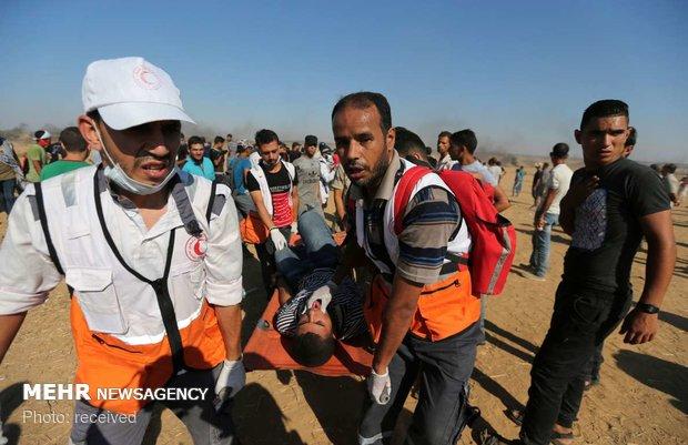اسرائیلی فوج کی فائرنگ سے مزید 3 فلسطینی شہید