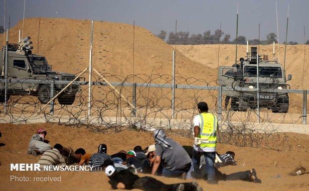 اسرائیلی فوج نے شہید فلسطینی کا گھر مسمار کردیا