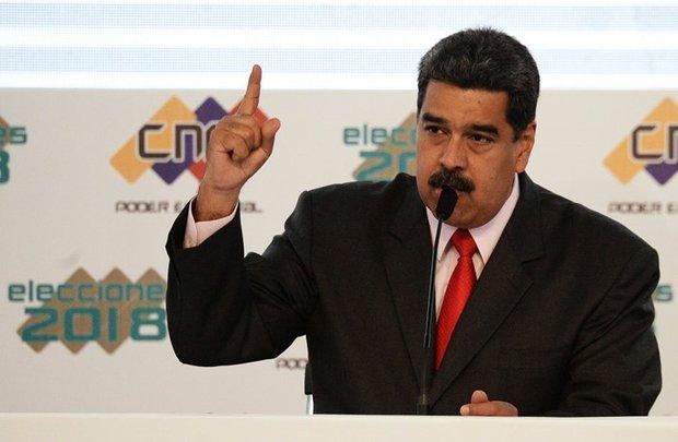 مادورو يعلن عن قرار بإغلاق حدود فنزويلا مع البرازيل