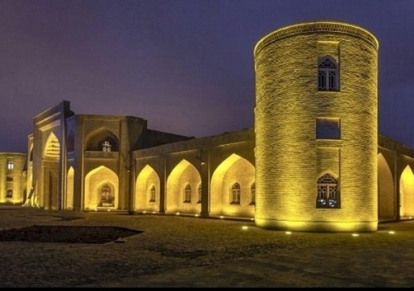 مکان های دیدنی «شهر نوح نبی» در آذربایجان شرقی