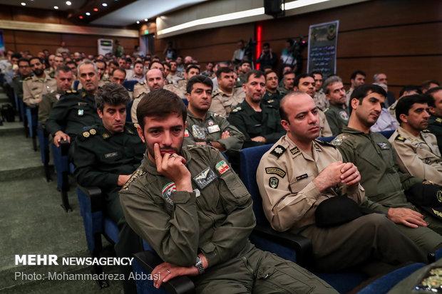 هم افزایی فرماندهان هوانیروز ارتش و سپاه