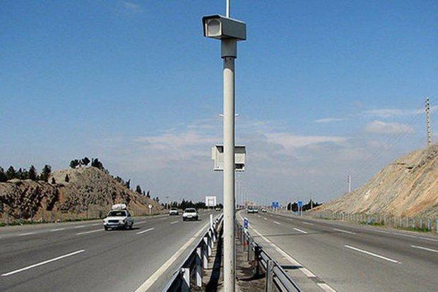 دوربین های ثبت تخلف خوزستان به ۸۳ عدد خواهند رسید