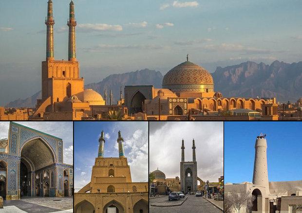 محرابهای ایرانی روایتی از معنویت آسمانی