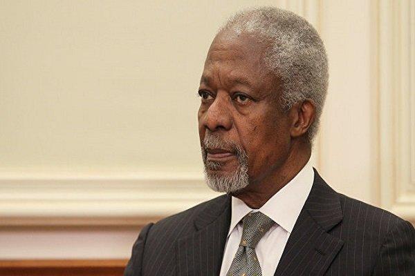 فلم/ اقوام متحدہ کے سابق سکریٹری جنرل کا انتقال