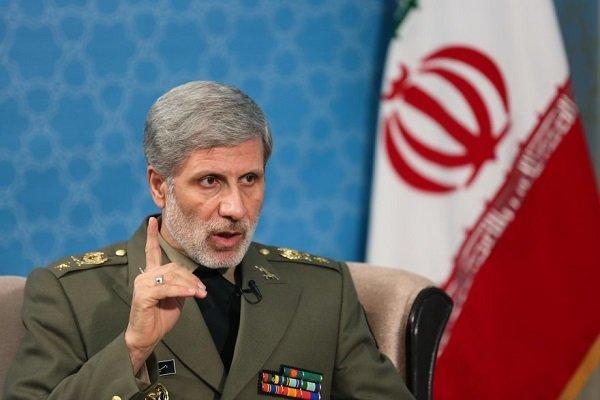 صواريخ حرس الثورة الاسلامية إصابت معاقل الارهابيين بدقة عالية