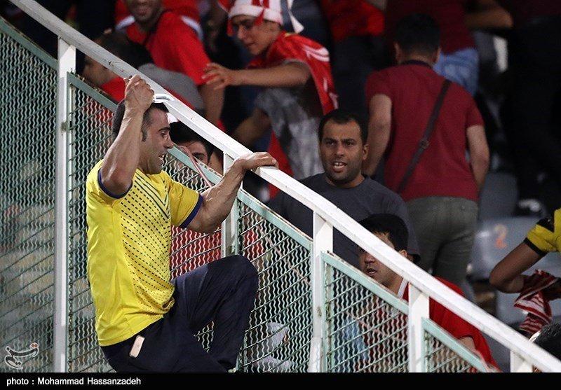 Naft Masjed Soleyman fan