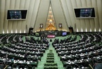 Iranian parliamentary delegation departs to Aktau