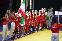İranlı kadındar ilk adımda Güney Kore'yi yendi