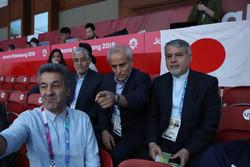 صالحي اميري: استضافة اندونيسيا للألعاب الآسيوية فرصة جيدة لتعزيز العلاقات في العالم الاسلامية