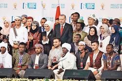 Erdoğan: Onların dolarları varsa bizim Allah'ımız var