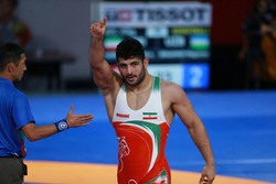 Iran finishes freestyle without finalist