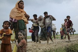 لانی کەم ۲٤ هەزار موسوڵمان بە دەستی سوپای میانمار کوژراون
