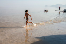 """رحلة صيفية الى بحيرة """"أرومية"""""""