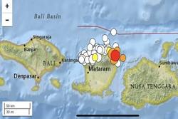دومین زلزله در یک روز در اندونزی