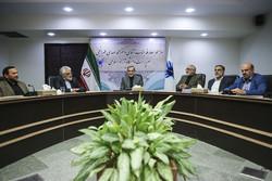 جلسه هیات رئیسه دانشگاه آزاد برگزار شد