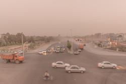 کانون های گرد و غبار محلی در چهارمحال و بختیاری فعال می شوند