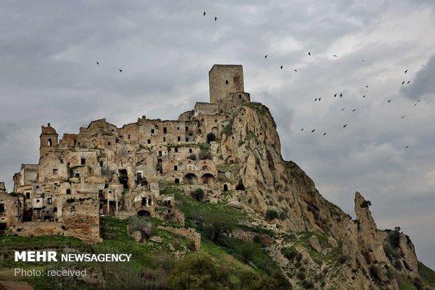 روستاهای خالی از سکنه در ایتالیا