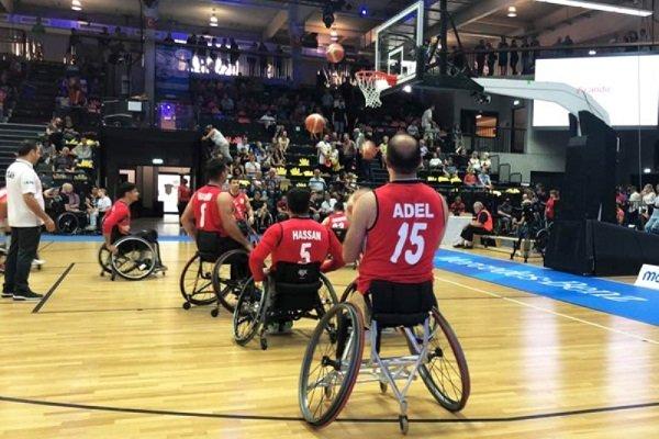 Iran down Germany at World Wheelchair Basketball C'ships
