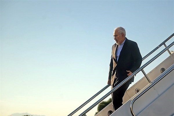 FM Zarif lands in Germany to attend Munich Security Confab