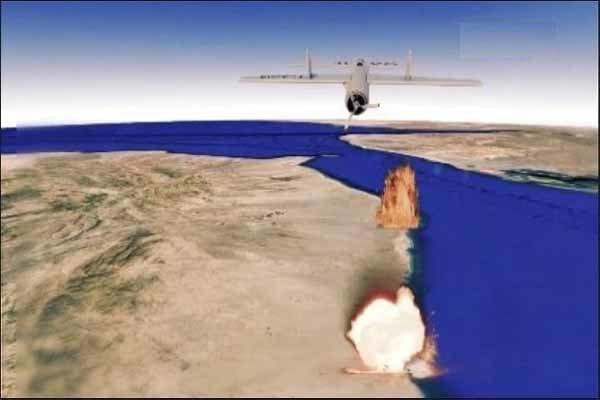 حمله پهپادی یمنی ها به پایگاه هوایی «ملک خالد» عربستان,