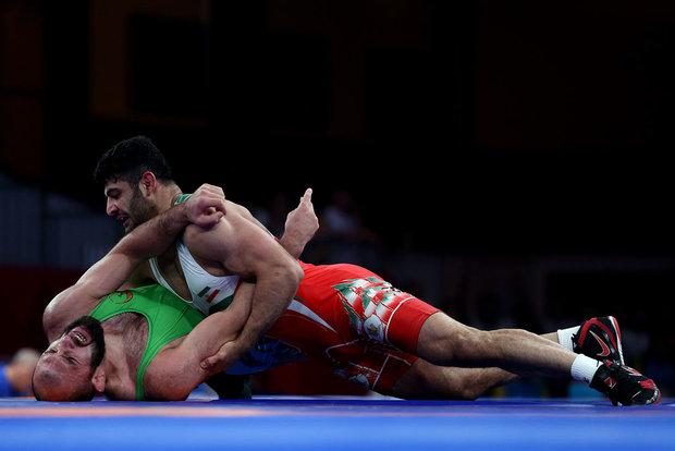 پیروزی اطری و کریمی برابر حریفان/ مقصودی مغلوب قهرمان المپیک شد