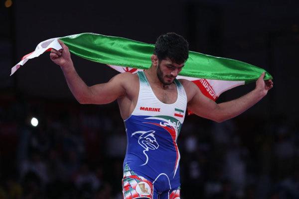 İranlı şampiyon: Herkesi sevindirdiğim için çok mutluyum