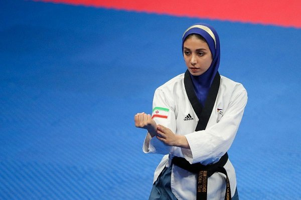 Asian Games: Poomsae practitioner Salahshouri snatches silver