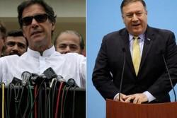 پاکستانی وزير اعظم عمران خان اور امریکی وزير خارجہ پمپئو کی گفتگو متنازعہ بن گئی