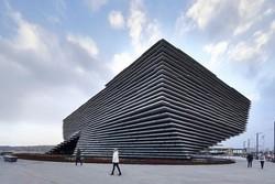 ساخت موزه ای به شکل صخره ساحلی در اسکاتلند