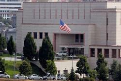 ABD Büyükelçiliği'ne silahlı saldırı!