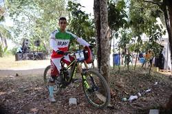 پنجمی رکابزن کوهستان ایران در بازی های آسیایی۲۰۱۸
