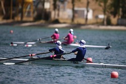 Iranian women rowers gain 1 silver, 1 bronze in Asiad