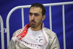 پاکدامن از جام جهانی شمشیربازی اسپانیا حذف شد