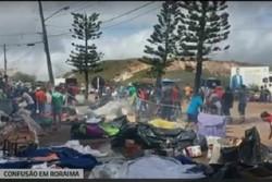 Brezilya'da Venezüellalı göçmenlere linç girişimi