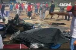 برازیل میں منشیات کا کاروبار کرنے والے گروہوں کے خلاف کارروائی
