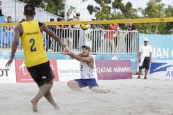 ۲۴ تیم از ۶ کشور در تور والیبال ساحلی بندر ترکمن