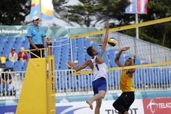 فینالیست شدن ساحلی بازان ایران در رقابت های قهرمانی آسیا