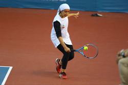 ورزشکاران برتر تنیس بانوان در شهرکرد  معرفی شدند
