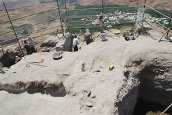 Centuries-old remnants found in Alamut castle
