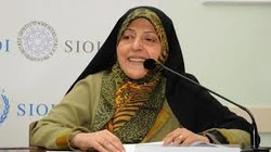 Iranian women's life quality, expectancy have improved greatly: Ebtekar