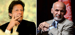 Imran Khan - Ashraf Ghani