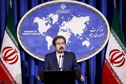 Iran says U.S. 'action group' is psychological warfare