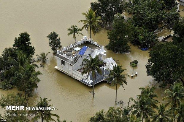 تیونس میں سیلاب کے نتیجے میں 5 افراد ہلاک