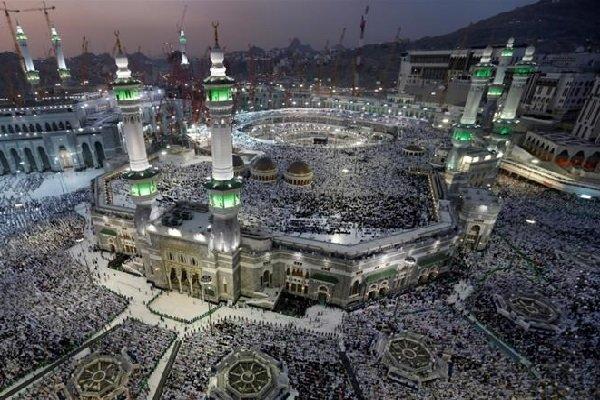 VIDEO: Muslims performing Hajj rituals in Mecca