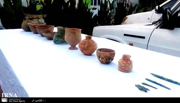 More Bronze-Age objects recovered in Jiroft