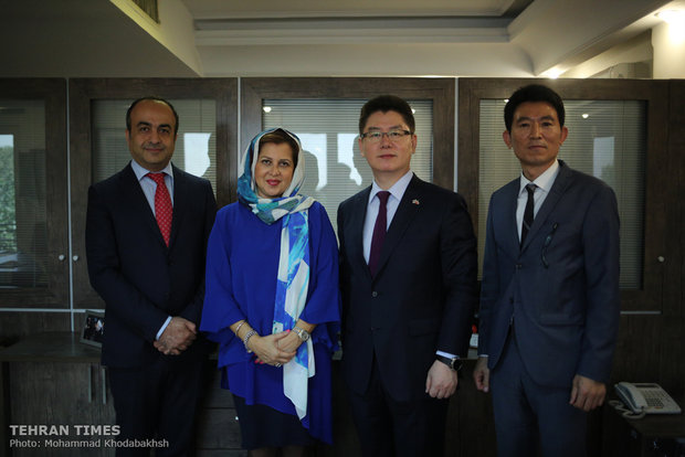 Republic of Korea donates $2.2m to support refugees in Iran