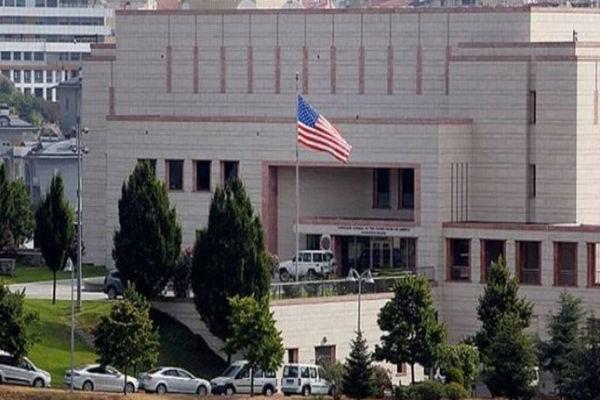 سفارت و کنسولگریهای آمریکا در ترکیه ۲ روز بسته میشوند